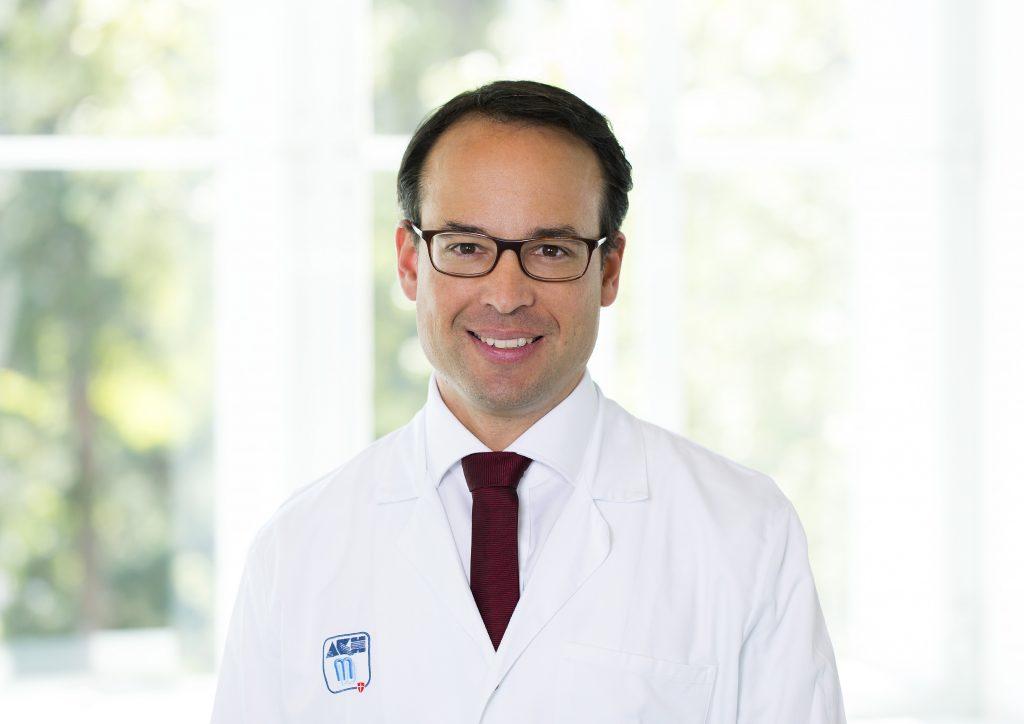 Prof. Dr. Christoph Arnoldner, HNO